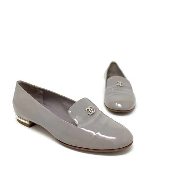 5cb32b162ce CHANEL Shoes - Chanel Patent Loafers